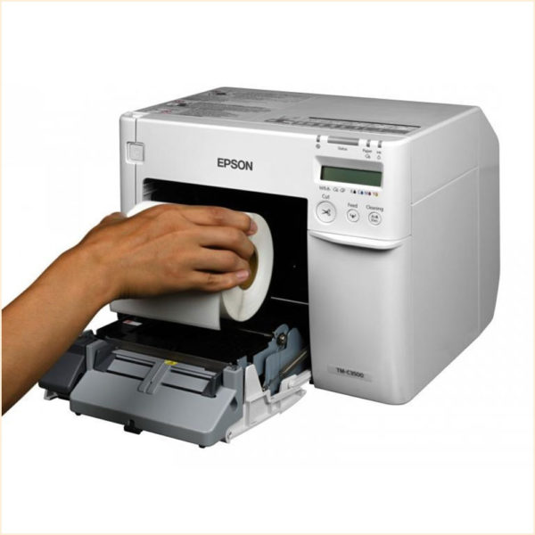 Epson Colorworks TM C3500