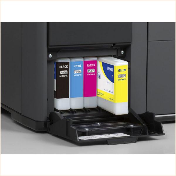 Epson Renkli Etiket Yazıcı C7500 Teknik Özellikleri