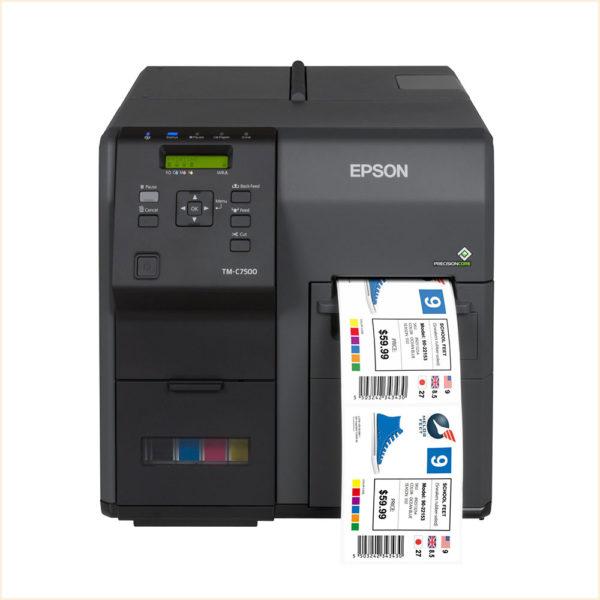 Epson TM-C7500 Renkli Barkod Yazıcı