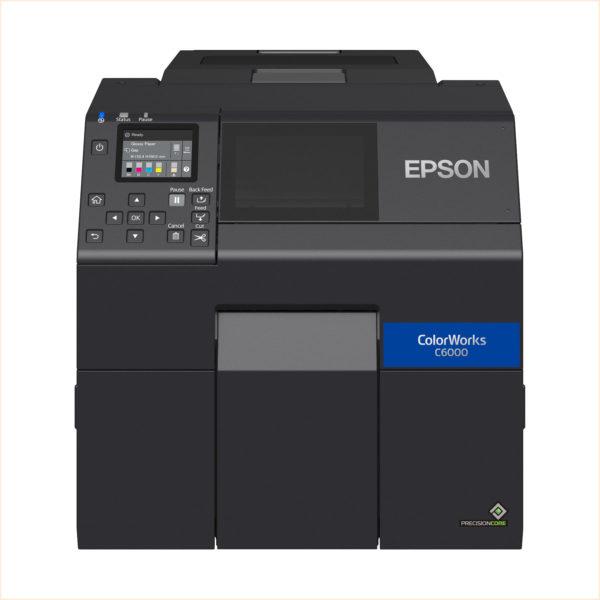 Epson CW C6000 AE Renkli Etiket Yazıcı
