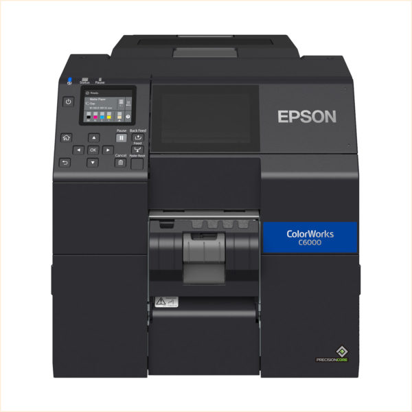 Epson CW C6000PE Renkli Etiket Yazıcı