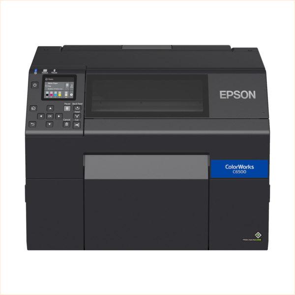 Epson CW C6500AE Renkli Etiket Yazıcı