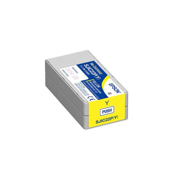 Epson Tm-C3500 SJIC22P(Y) Kartuş - RenkliBarkodYazici.com
