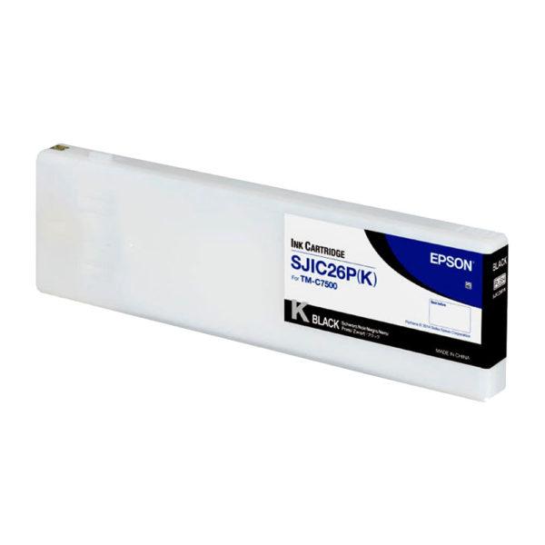 Epson Tm-C7500 SJIC26P-K Kartuş